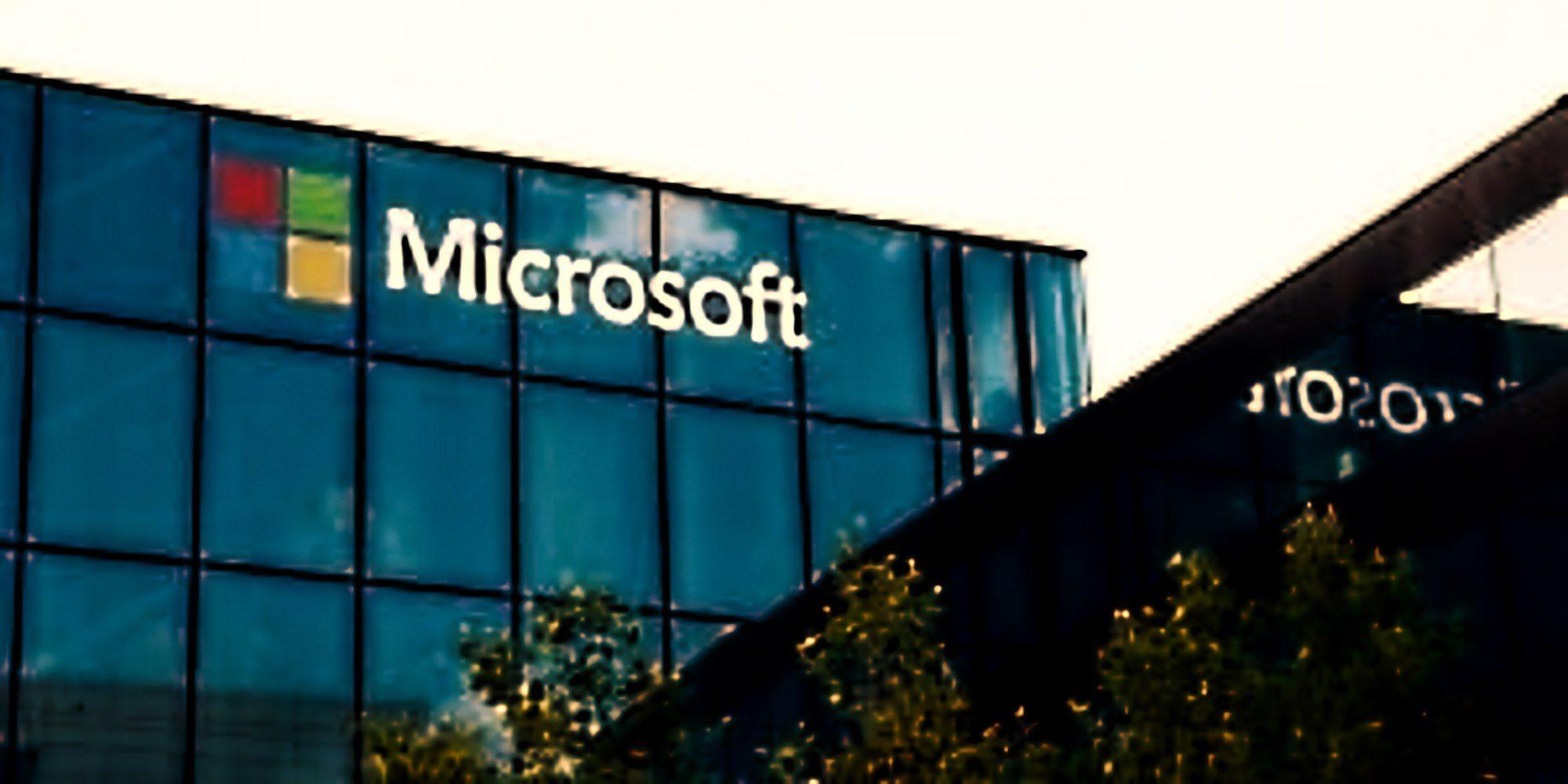 Mcirosoft to become next IBM?